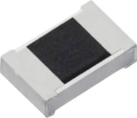SMD silnovrstvý rezistor Panasonic ERJ-3BQJ1R0V, 1 Ohm, 0603, 0.25 W, 5 %, 1 ks