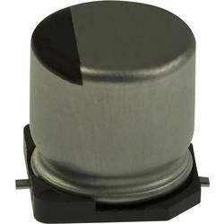 Elektrolytický kondenzátor Panasonic EEE-HAE221UAP, SMD, 220 µF, 25 V, 20 %, 1 ks