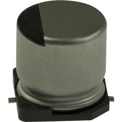 Elektrolytický kondenzátor Panasonic EEE-HAH221UAP, SMD, 220 µF, 50 V, 20 %, 1 ks
