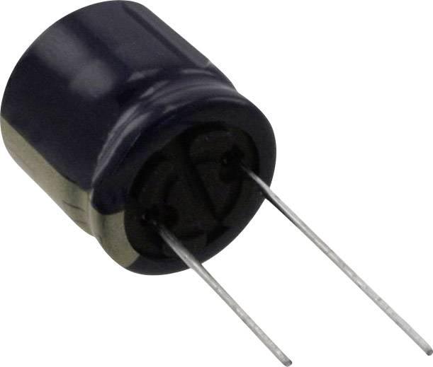 Elektrolytický kondenzátor Panasonic EEU-FC0J123L, radiálne vývody, 12000 µF, 6.3 V, 20 %, 1 ks
