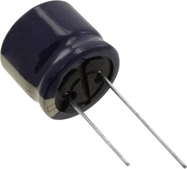 Elektrolytický kondenzátor Panasonic EEU-FC1A123, radiálne vývody, 12000 µF, 10 V, 20 %, 1 ks