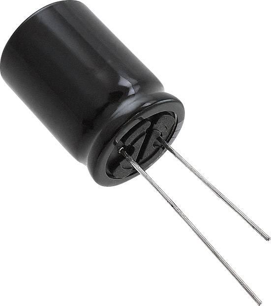 Elektrolytický kondenzátor Panasonic EEU-TP1E392SB, radiální, 3900 µF, 25 V, 20 %, 1 ks