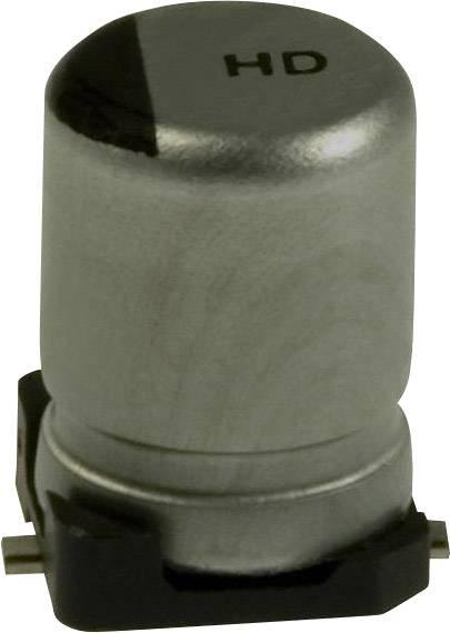 Elektrolytický kondenzátor Panasonic EEV-HD1HR47R, SMD, 0.47 µF, 50 V, 20 %, 1 ks