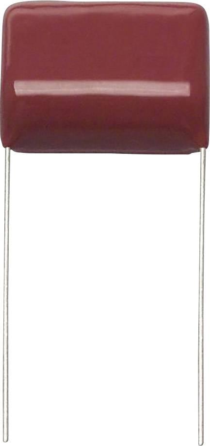 Fóliový kondenzátor Panasonic ECW-F4914JL radiální, 0.91 µF, 400 V/DC,5 %, 20 mm, (d x š) 23 mm x 12.4 mm, 1 ks