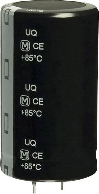 Elektrolytický kondenzátor Panasonic EET-UQ2V821DA, Snap In, 820 µF, 350 V, 20 %, 1 ks