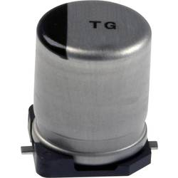 Elektrolytický kondenzátor Panasonic EEV-TG1C221UP, SMD, 220 µF, 16 V, 20 %, 1 ks