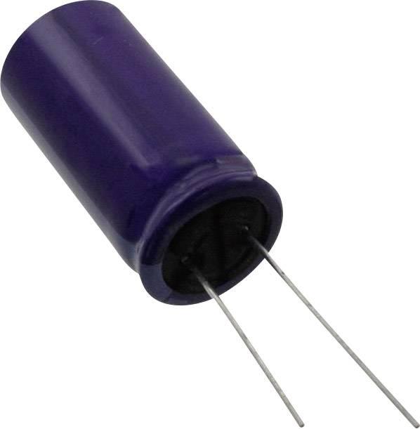 Elektrolytický kondenzátor Panasonic ECA-2CM331, radiálne vývody, 330 µF, 160 V, 20 %, 1 ks