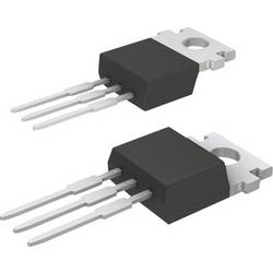 Tranzistor MOSFET (HEXFET) Vishay IRFBC40PBF, TO 220, 1,2 Ω, 600 V, 6,2 A