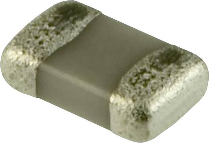 SMD keramický kondenzátor 0603 Panasonic ECJ-1VC2A680J, 68 pF, 100 V, 5 %, (d x š) 1.6 mm x 0.5 mm, 1 ks