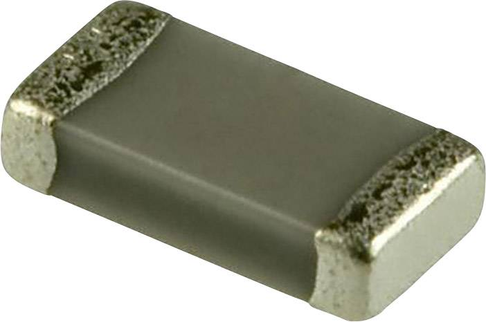 SMD keramický kondenzátor 1206 Panasonic ECJ-3VB1C394K, 0.39 µF, 16 V, 10 %, (Ø x d) 8 mm x 3.2 mm, 1 ks
