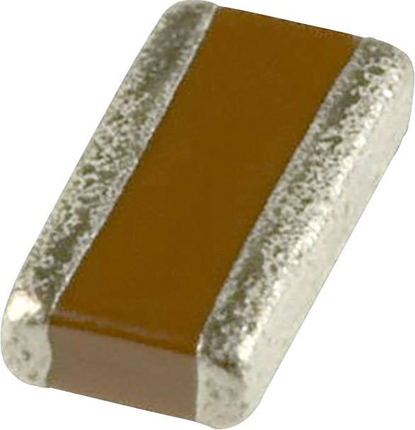 Keramický kondenzátor SMD 0612 Panasonic ECY-39RC334KV, 0.33 µF, 16 V, 10 %, (d x š) 1.6 mm x 1 mm, 1 ks