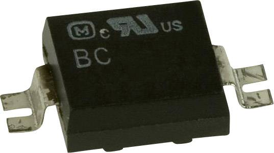 SMD keramický kondenzátor Panasonic ECK-TBC152MEM, 1500 pF, 250 V/AC, 20 %, (Ø x d) 9 mm x 7.1 mm, 1 ks