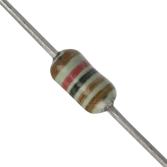 Kovový rezistor Panasonic ERO-S2PHF11R0, axiálne vývody, 11 Ohm, 0.25 W, 1 %, 1 ks