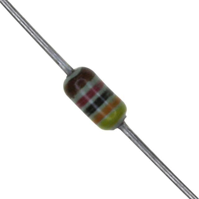 Kovový rezistor Panasonic ERO-S2PHF4302, axiálne vývody, 43 kOhm, 0.25 W, 1 %, 1 ks