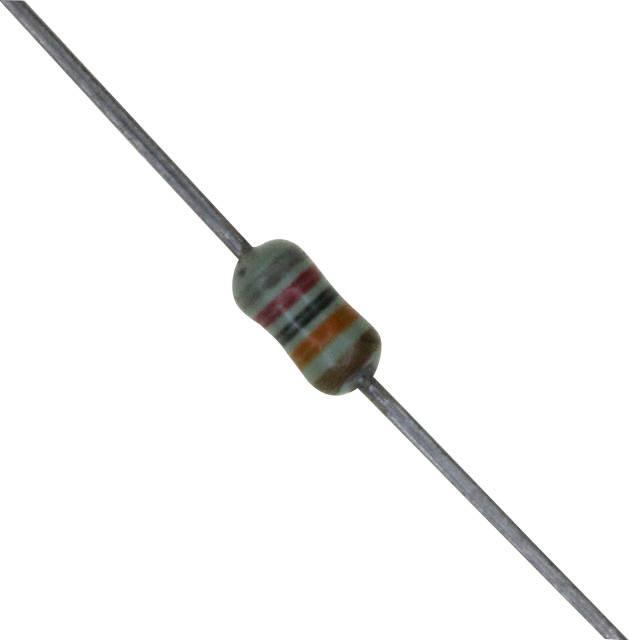 Kovový rezistor Panasonic ERO-S2PHF8203, axiálne vývody, 820 kOhm, 0.25 W, 1 %, 1 ks