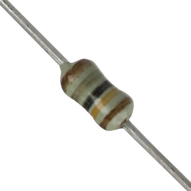 Kovový rezistor Panasonic ERO-S2PHF13R0, axiálne vývody, 13 Ohm, 0.25 W, 1 %, 1 ks