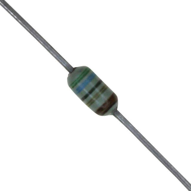 Kovový rezistor Panasonic ERO-S2PHF56R0, axiálne vývody, 56 Ohm, 0.25 W, 1 %, 1 ks
