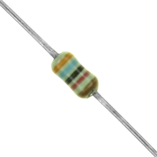 Kovový rezistor Panasonic ERO-S2PHF3602, axiálne vývody, 36 kOhm, 0.25 W, 1 %, 1 ks