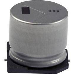 Elektrolytický kondenzátor Panasonic EEV-TG1C222M, SMD, 2200 µF, 16 V, 20 %, 1 ks
