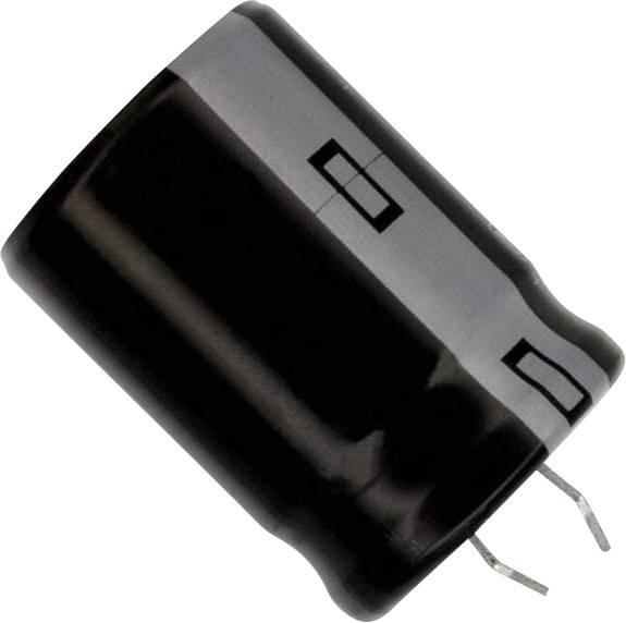 Elektrolytický kondenzátor Panasonic ECO-S1EA222BA, Snap In, 2200 µF, 25 V, 20 %, 1 ks