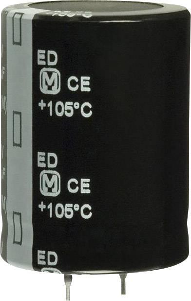 Elektrolytický kondenzátor Panasonic EET-ED2D122EA, Snap In, 1200 µF, 200 V, 20 %, 1 ks