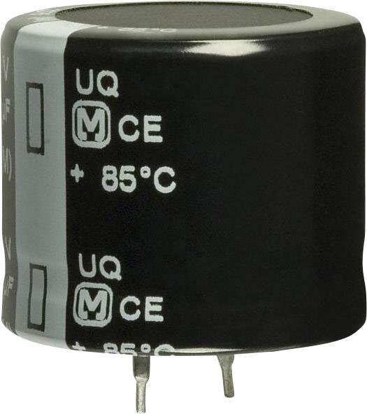 Elektrolytický kondenzátor Panasonic EET-UQ2S221DA, Snap In, 220 µF, 420 V, 20 %, 1 ks