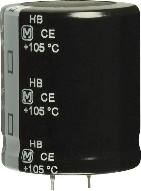 Elektrolytický kondenzátor Panasonic ECO-S2WB391EA, Snap In, 390 µF, 450 V, 20 %, 1 ks