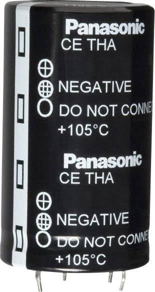 Elektrolytický kondenzátor Panasonic ECE-T2EA152EA, Snap In, 1500 µF, 250 V, 20 %, 1 ks