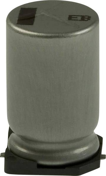 Elektrolytický kondenzátor Panasonic EEV-EB2G4R7Q, SMD, 4.7 µF, 400 V, 20 %, 1 ks