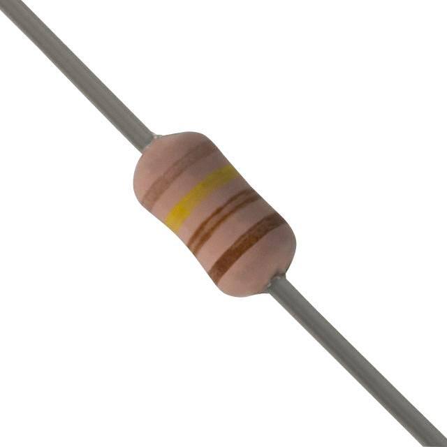 Uhlíkový rezistor 110 kOhm Panasonic ERD-S2TJ114V, axiální, 0.25 W, 1 ks