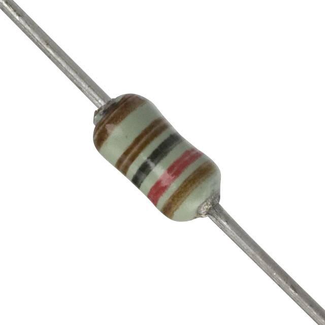 Kovový rezistor Panasonic ERO-S2PHF1201, axiálne vývody, 1.2 kOhm, 0.25 W, 1 %, 1 ks