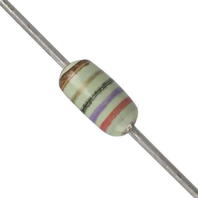 Kovový rezistor Panasonic ERO-S2PHF27R0, axiálne vývody, 27 Ohm, 0.25 W, 1 %, 1 ks