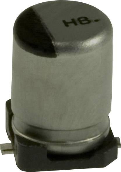 Elektrolytický kondenzátor Panasonic EEE-HBH221UAP, SMD, 220 µF, 50 V, 20 %, 1 ks