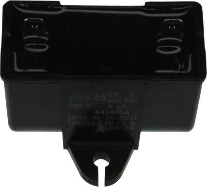 Fóliový kondenzátor Panasonic DS441405-BA 4 µF, 440 V/AC,10 %, (d x š) 49.7 mm x 24 mm, 1 ks