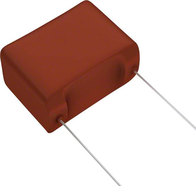 Fóliový kondenzátor Panasonic ECW-FA2J185J radiální, 1.8 µF, 630 V/DC,5 %, 22.5 mm, (d x š) 26 mm x 14.8 mm, 1 ks