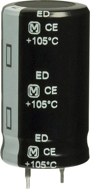 Elektrolytický kondenzátor Panasonic EET-ED2G151BA, Snap In, 150 µF, 400 V, 20 %, 1 ks