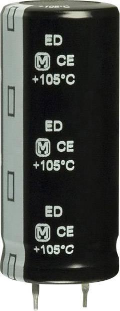Elektrolytický kondenzátor Panasonic EET-ED2W181BA, Snap In, 180 µF, 450 V, 20 %, 1 ks