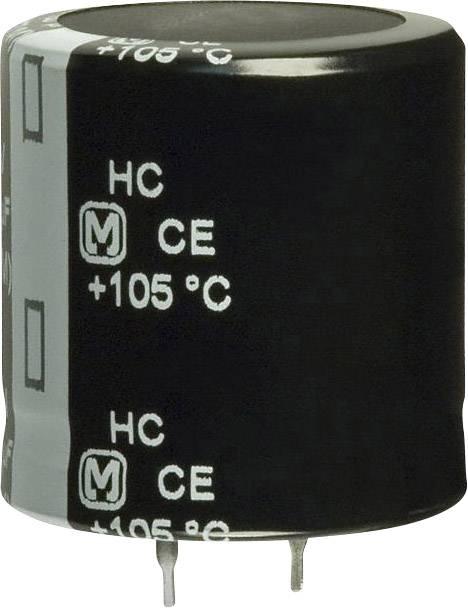 Elektrolytický kondenzátor Panasonic EET-HC2G271DA, Snap In, 270 µF, 400 V, 20 %, 1 ks
