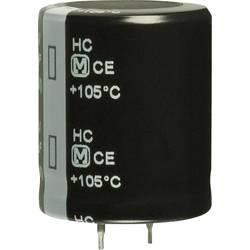 Elektrolytický kondenzátor Panasonic EET-HC2E821DA, Snap In, 820 µF, 250 V, 20 %, 1 ks