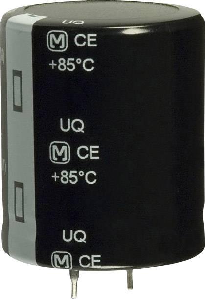 Elektrolytický kondenzátor Panasonic EET-UQ2C182DA, Snap In, 1800 µF, 160 V, 20 %, 1 ks