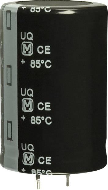 Elektrolytický kondenzátor Panasonic EET-UQ2S561DA, Snap In, 560 µF, 420 V, 20 %, 1 ks