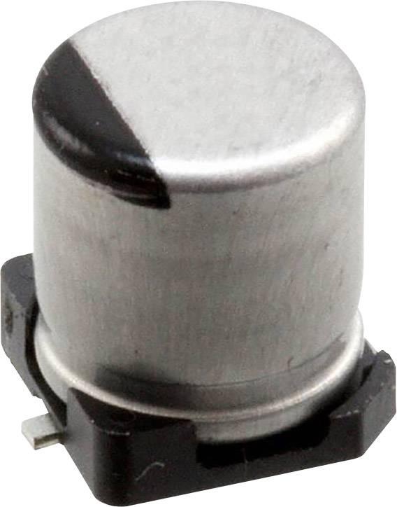 Elektrolytický kondenzátor Panasonic EEE-HD1V100AR, SMD, 10 µF, 35 V, 20 %, 1 ks