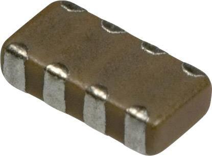 SMD keramický kondenzátor Panasonic ECJ-UVB1A105M, 1 µF, 10 V, 20 %, (Ø x d) 6 mm x 1.37 mm, 1 ks