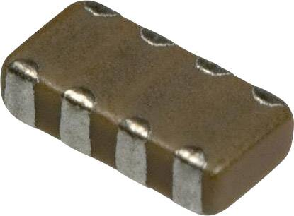 SMD keramický kondenzátor Panasonic ECJ-UVBPJ105M, 1 µF, 6.3 V, 20 %, (d x š) 1.37 mm x 0.3 mm, 1 ks