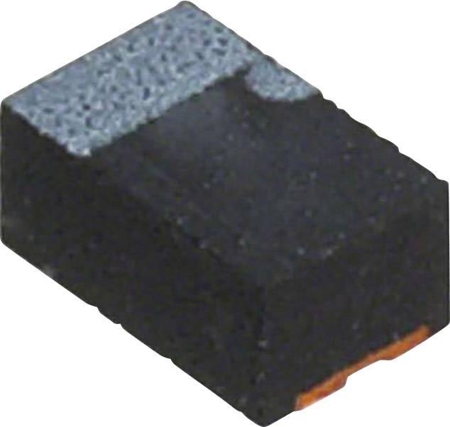 Tantal kondenzátor Panasonic 6TPU10MSI, SMD 10 µF, 6.3 V, (d x š) 3.2 mm x 1.6 mm, 1 ks
