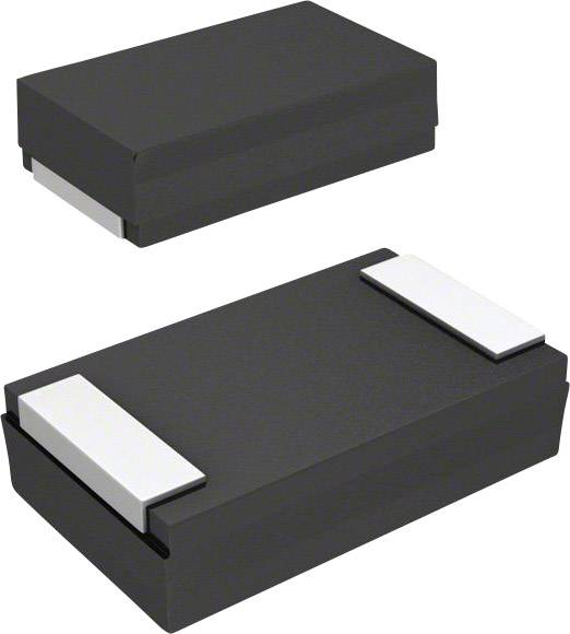 Tantalový kondenzátor Panasonic 16TQC100MYF, SMD 100 µF, 16 V, (d x š) 7.3 mm x 4.3 mm, 1 ks