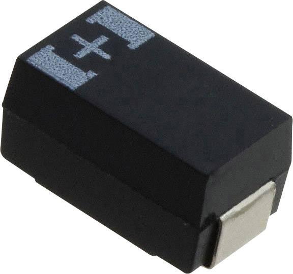 Tantal kondenzátor Panasonic 6THB330M, SMD 330 µF, 6.3 V, (d x š) 3.2 mm x 1.6 mm, 1 ks