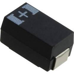 Tantalový kondenzátor Panasonic 6THB470M, SMD 470 µF, 6.3 V, (d x š) 3.5 mm x 2.8 mm, 1 ks