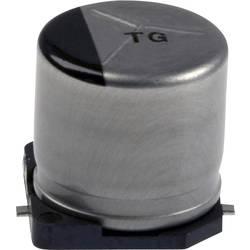 Elektrolytický kondenzátor Panasonic EEE-TG1J101UP, SMD, 100 µF, 63 V, 20 %, 1 ks