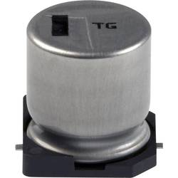 Elektrolytický kondenzátor Panasonic EEV-TG1C102UQ, SMD, 1000 µF, 16 V, 20 %, 1 ks